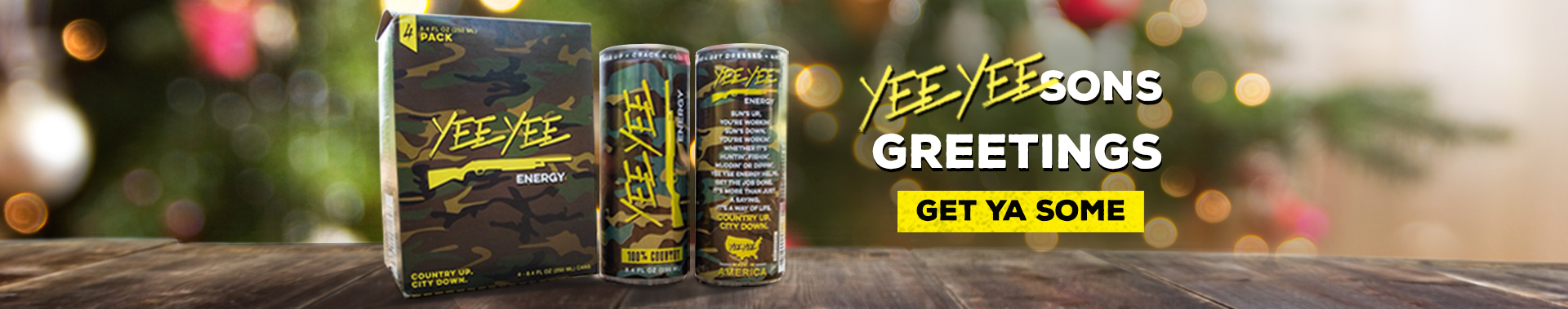 Yee Yee-sons Greetings