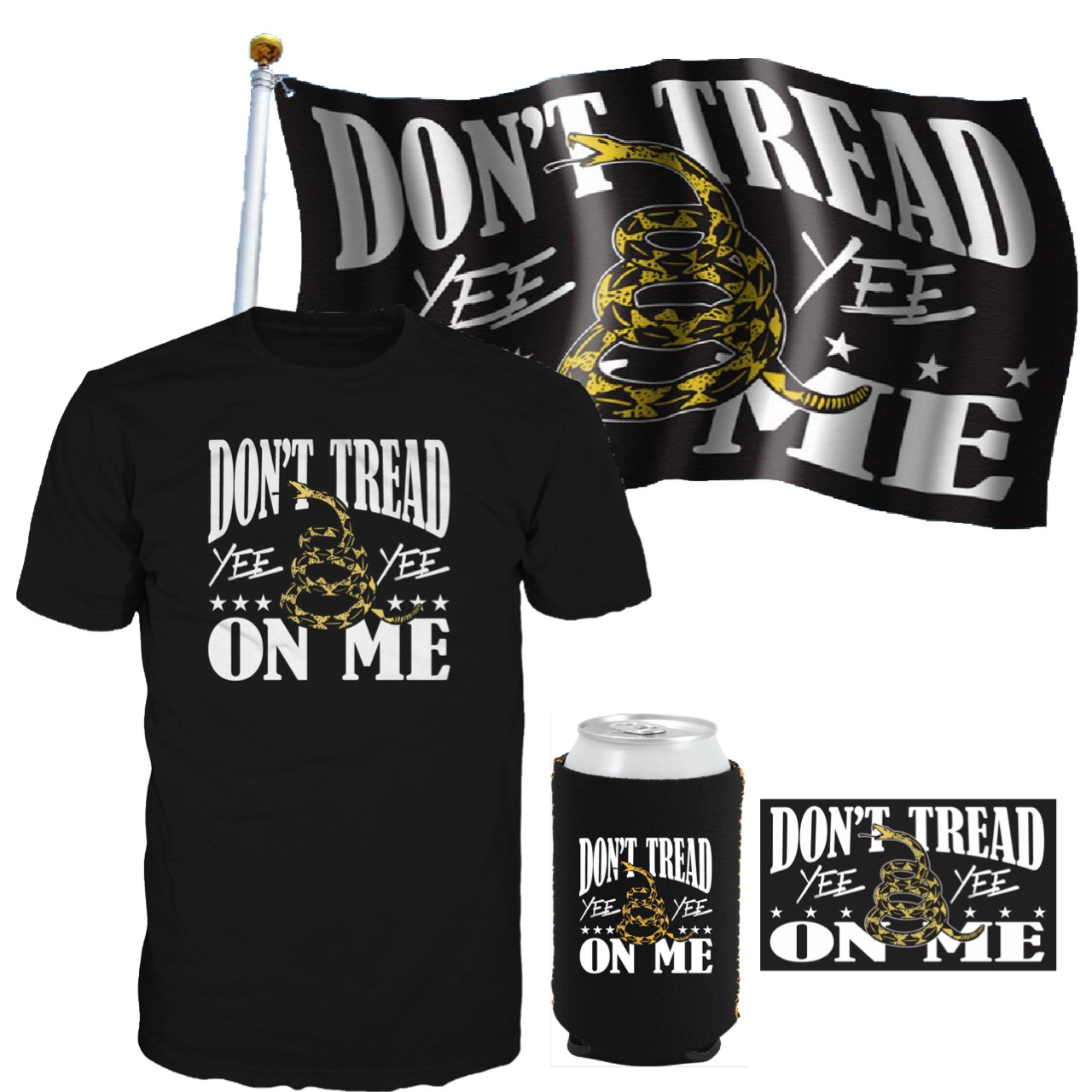 Don't Tread On Me Bundle