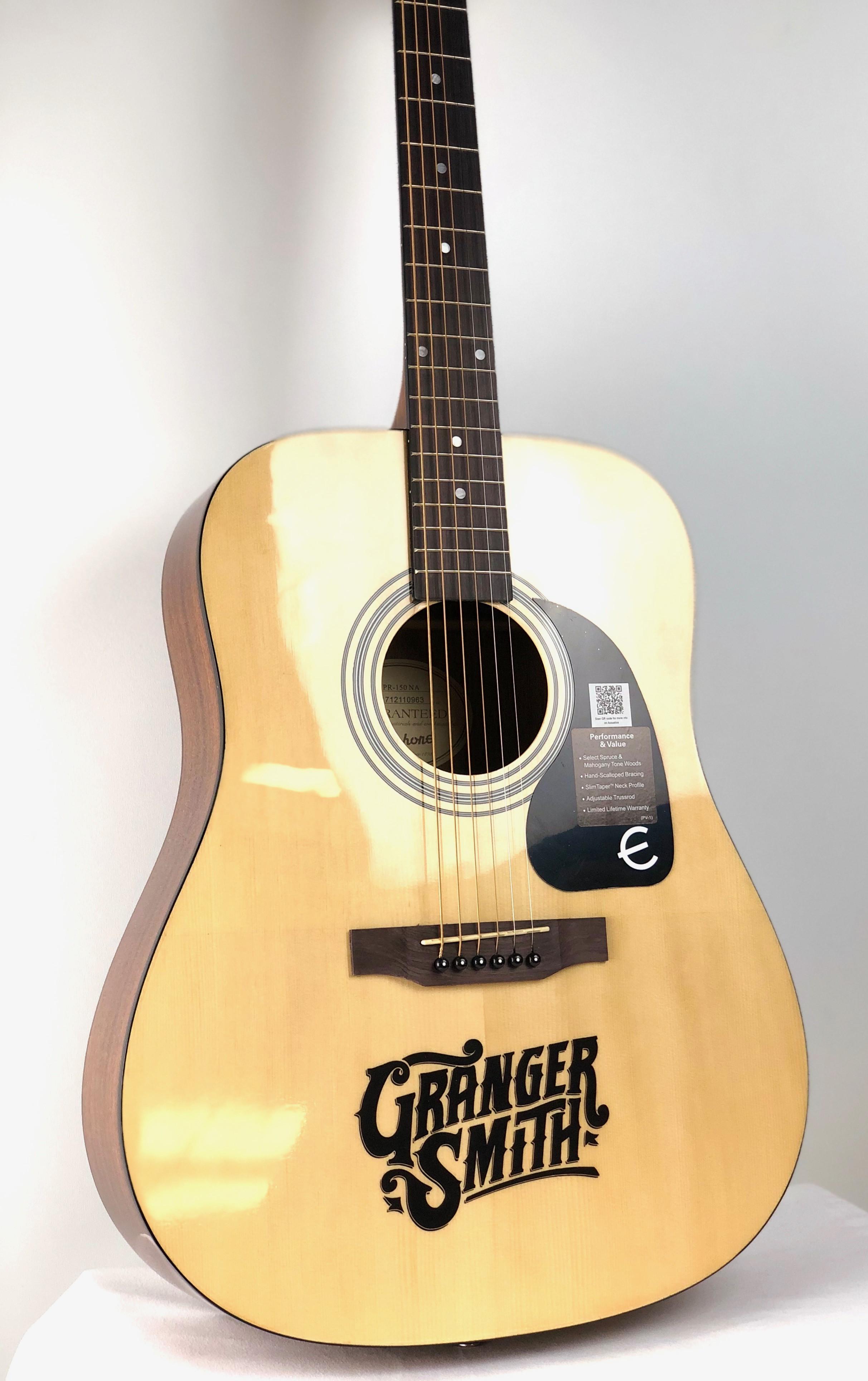 Granger Smith Guitar