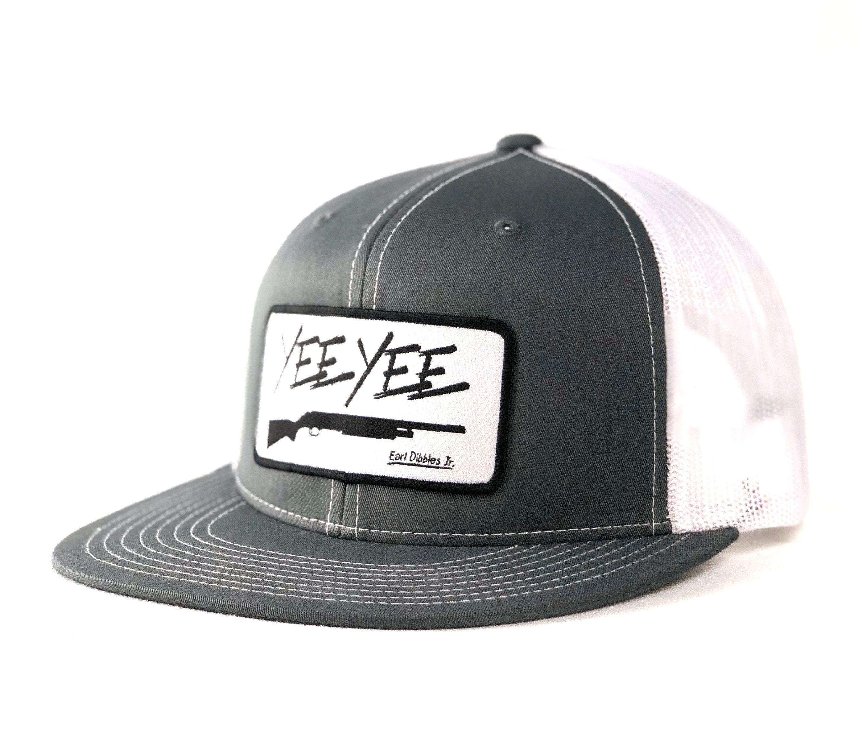 Yee Yee Flat Bill Trucker