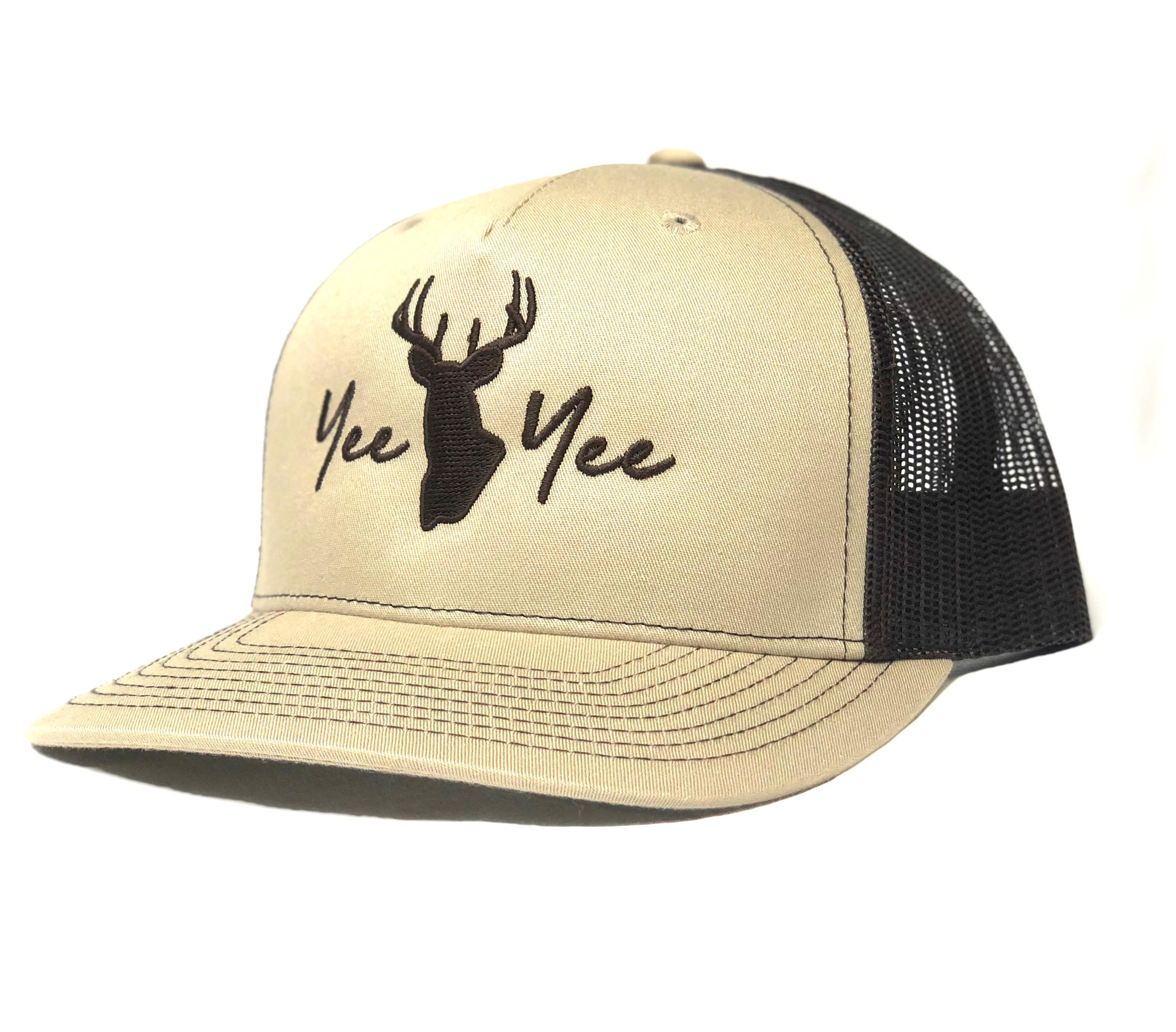 Khaki Buck Hat