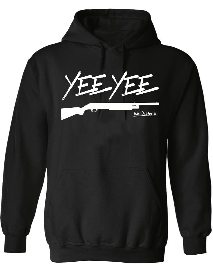 Yee Yee Hoodie (Black)
