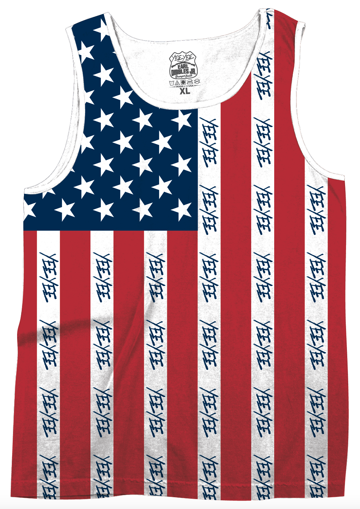 America Yee Yee Tank