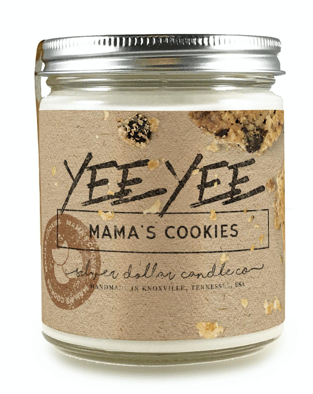 Yee Yee Candle (Mama's Cookies)