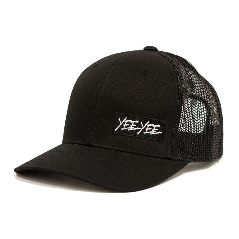 Yee Yee hat (black snapback)