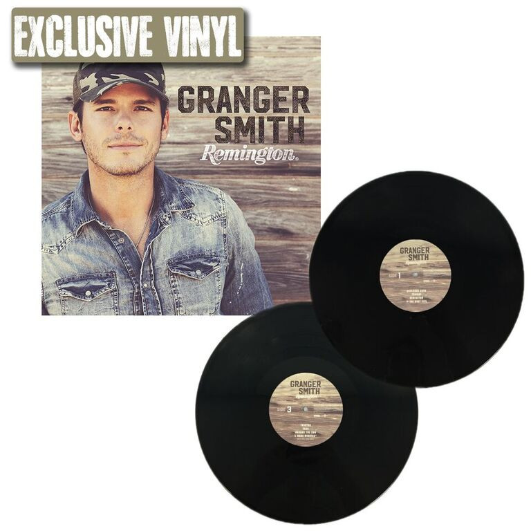 Exclusive Remington Vinyl
