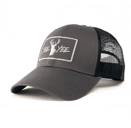 Charcoal Buck Cap