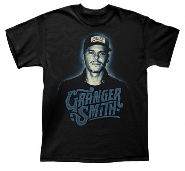 Granger Smith Face Tee