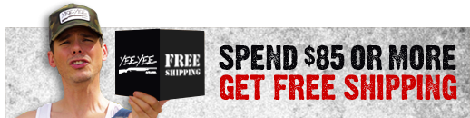 Spend $85 or more and get free shipping